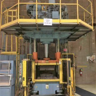 Used Compression Molding Presses for Sale • Lamination