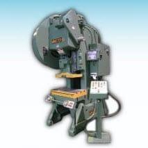 Flywheel Type OBI / C-Frame / Gap Frame Presses | Mechanical with Air Clutch