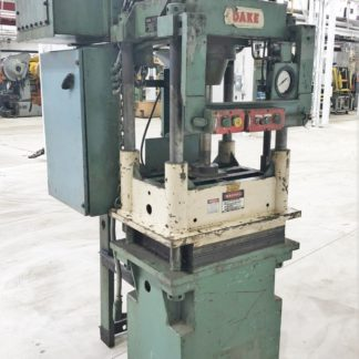 Used 4 Post Hydraulic Presses • 4-Column Hydraulic Press Design