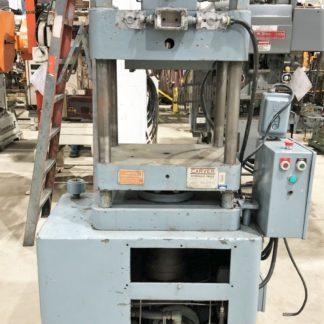 Used 4 Post Hydraulic Presses • 4-Column Hydraulic Press Design
