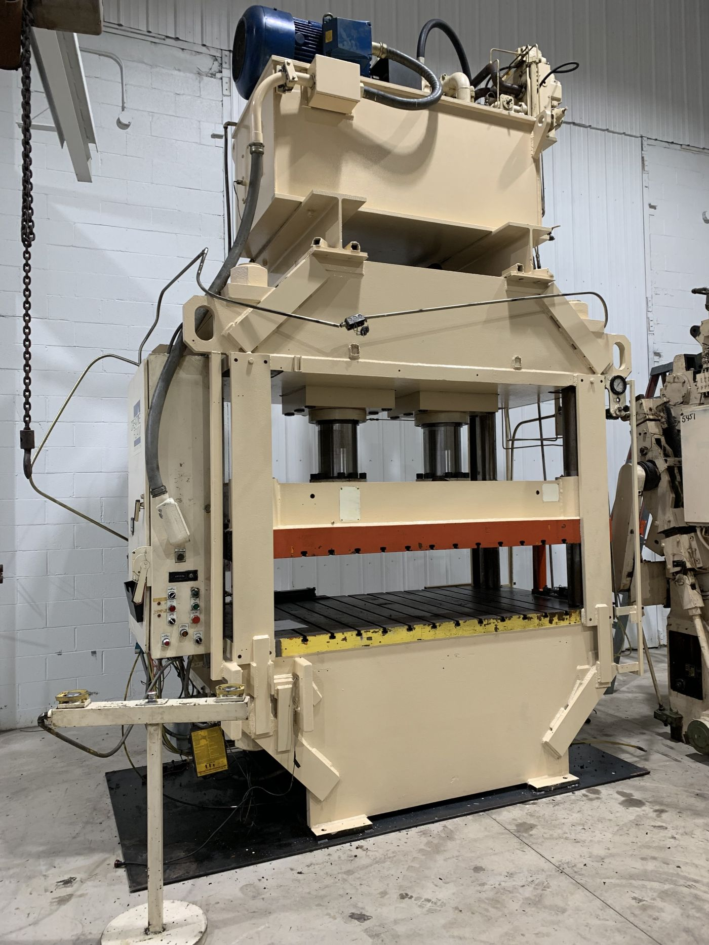 300 Ton Schuler Press • 98